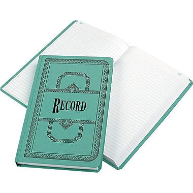 Boorum & Pease ® Record Book, 35 Lines/Page, Record Ruling