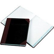 "Esselte Laboratory Record Book, White Paper, 10 1/2"" x 8 3/8"", 300 Pages"