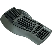 Fellowes 98915 Microban Split Design Corded Keyboard