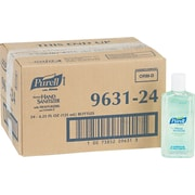 Purell® Instant Hand Sanitizer w/Aloe, Flip-Cap Bottle, 4 oz., 24/Ctn.