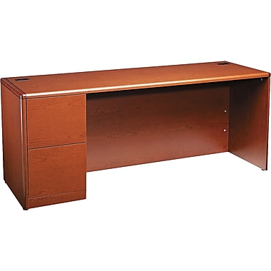 HON 10700 Series Full-Height Left Pedestal Credenza