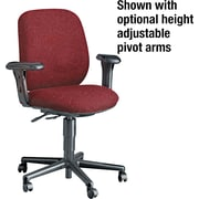 HON® HON7703AB62T 7700 Series Fabric Office Chair, Burgundy