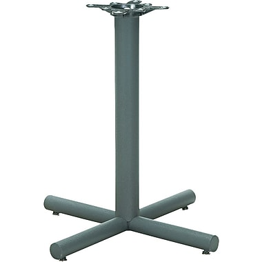 HON 26in. Wide Black Base for 30in. and 36in. Table Tops