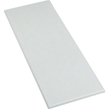 Iceberg OfficeWorks 23 1/2'' x 60'' Rectangular Table Top, Granite