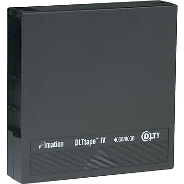 Imation 20/40GB DLT IV Data Cartridge