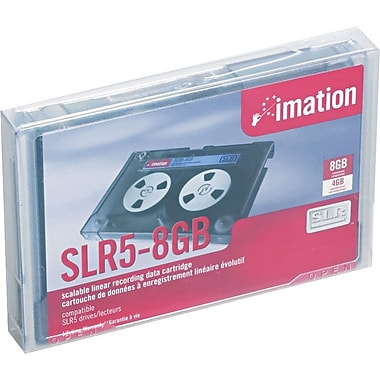 Imation SLR5 5.25in. 4/8GB Data Cartridge