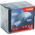 Imation 20/Pack CD-R, Slim Jewel Cases