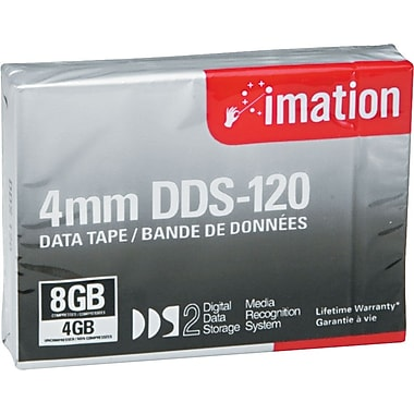 Imation 4MM 4/8 DDS-2 Data Cartridge