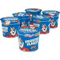 Kellogg's® Frosted Flakes® Breakfast Cereal, 2.1 oz. Cups, 6 Cups/Box
