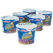 Kellogg's® Raisin Bran Crunch® Breakfast Cereal, 2.8 oz. Cups, 6 Cups/Box