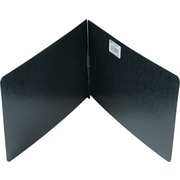 Acco Report Cover with Fastener, 8 1/2 x 14, Black
