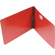 "Acco Report Cover with Fastener, 8 1/2"" x 14"", Red"