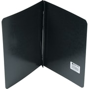 Acco Report Cover with Fastener, 8 1/2 x 11, Black