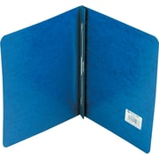 Acco Report Cover with Fastener, 8 1/2 x 11, Dark Blue