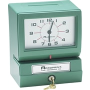 Acroprint (150QR4) Heavy-Duty Electronic Print Time Clock