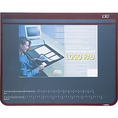 Artistic Logo Pad® Desktop Organizer