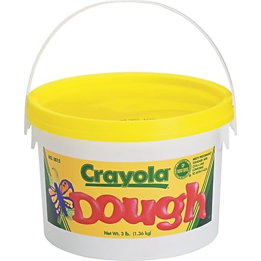 Crayola® Modeling Dough, Yellow, 3 lb