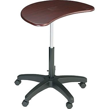 Balt POP Mobile Laptop Desk, Mahogany