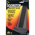 Master Caster Door Stop, Giant Brown