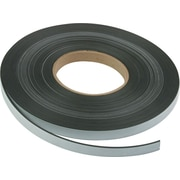 "Magna Visual Adhesive-Backed Magnetic Tape, 1/2"" x 50'"