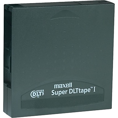 Maxell 160/320GB Super DLT I Data Cartridge