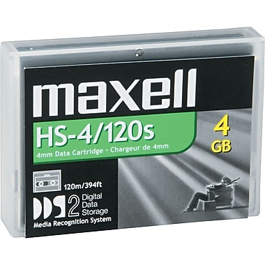 Maxell 4MM 4/8GB DDS-2 Data Cartridge