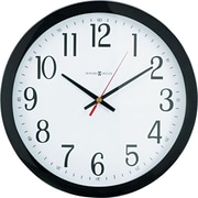 "Howard Miller ®16"" Round Gallery Wall Clock"