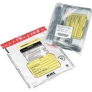 "MMF Industries™ FRAUDSTOPPER™ Tamper-Evident Deposit Bags, Clear, 16"" x 12"""