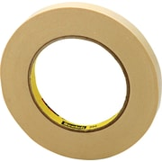 "3M General Purpose Masking Tape, 3"" Core, 1/2"" x 60 Yards"