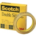 Scotch® Permanent Double-Sided Tape, 3in. Core, 3/4in. x 36 Yards