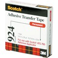 ScotchAdhesive Transfer Tape, 3/4 roll width