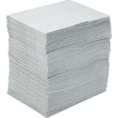 3M™ High-Capacity Maintenance Sorbent Pads, 100/Pack