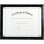 Nu-Dell Award-A-Plaques, Black Marble
