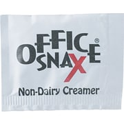 Office Snax® Powder Creamer Packets, 2.2 grams/packet, Regular, 800/Carton (00022CT)