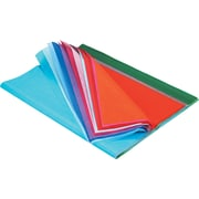 "Pacon Spectra Art Tissue Paper, 10-lb., Assorted Colors, 12"" x 18"", 100 Sheets/Ream"