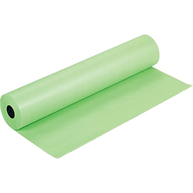 Pacon Rainbow Economy Duo-Finish Kraft Paper, 36in.W x 1000'L, Green