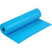 "Pacon Spectra Art Kraft Duo-Finish Paper Roll, 50 lb., Bright Blue, 36"" x 1,000'"
