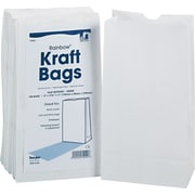 Rainbow 72020 Rainbow Kraft Bag, White