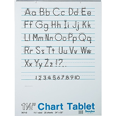 Pacon Chart Tablet 32