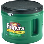 Folgers® Coffee, Classic Roast Decaf, 22.6 oz, 6/Carton (374)