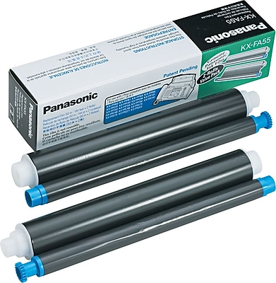 Panasonic KX FA55 Replacement Fax Film 2 Pack