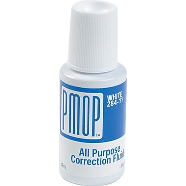Paper Mate® All Purpose Correction Fluid, 18 ml, White (2841178)