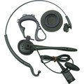 Plantronics H141N DuoSet Convertible Headset w/Noise-Canceling Mic