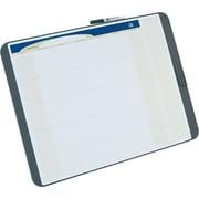 """Quartet® 23"""" x 17"""" Tack & Write™ Dry-Erase Monthly Calendar"""