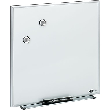 Quartet® 16in. x 16in. Matrix® Dry-Erase Board with Aluminum Frame