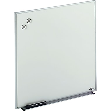 Quartet® 23in. x 23in. Matrix® Dry-Erase Board with Aluminum Frame