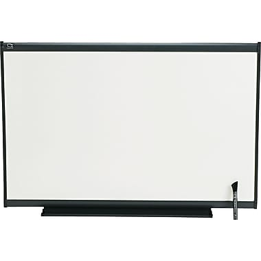 Quartet® Prestige® Total Erase® Dry-Erase Boards with Graphite Frame, 3' x 2'