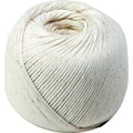 White Cotton String In Ball, 400 Feet, 10-Ply