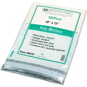 "10"" x 13"" White Redi-Strip™ Poly Mailers"