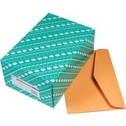 "Quality Park Products® 15"" x 10"" Brown 50 lbs. Open Side Booklet Envelopes, 100/Box"